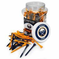 Buffalo Sabres 175 Golf Tee Jar