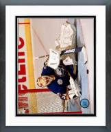 Buffalo Sabres Grant Fuhr Action Framed Photo