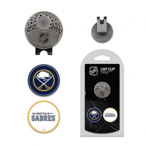 Buffalo Sabres Hat Clip & Marker Set