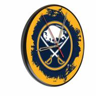 Buffalo Sabres Digitally Printed Wood Clock