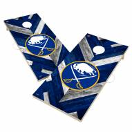Buffalo Sabres Herringbone Cornhole Game Set