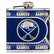 Buffalo Sabres Hi-Def Stainless Steel Flask