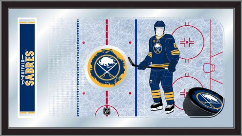 Buffalo Sabres Hockey Rink Mirror