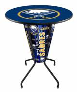 Buffalo Sabres Indoor/Outdoor Lighted Pub Table