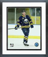 Buffalo Sabres Jack Eichel Action Framed Photo