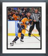 Buffalo Sabres Josh Gorges Action Framed Photo