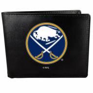 Buffalo Sabres Large Logo Bi-fold Wallet