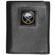 Buffalo Sabres Leather Tri-fold Wallet