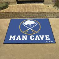 Buffalo Sabres Man Cave All-Star Rug