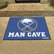 Buffalo Sabres Man Cave All-Star Rug
