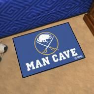 Buffalo Sabres Man Cave Starter Mat