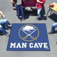 Buffalo Sabres Man Cave Tailgate Mat
