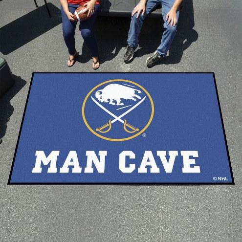 Buffalo Sabres Man Cave Ulti-Mat Rug