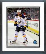 Buffalo Sabres Matt Moulson Action Framed Photo