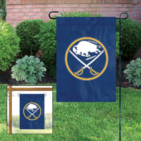 Buffalo Sabres NHL Garden Flag