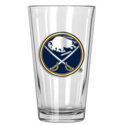 Buffalo Sabres NHL Pint Glass - Set of 2