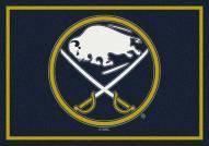 Buffalo Sabres NHL Team Spirit Area Rug