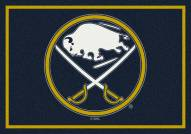 Buffalo Sabres NHL Team Spirit Area Rug