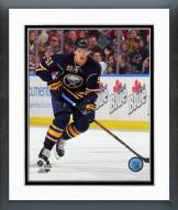 Buffalo Sabres Nikita Zadorov Action Framed Photo