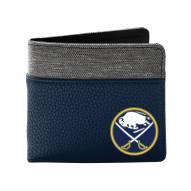 Buffalo Sabres Pebble Bi-Fold Wallet