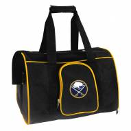 Buffalo Sabres Premium Pet Carrier Bag