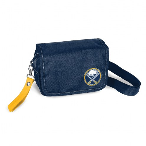 Buffalo Sabres Ribbon Waist Pack Purse