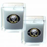 Buffalo Sabres Scented Candle Set