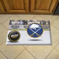 Buffalo Sabres Scraper Door Mat