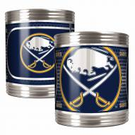 Buffalo Sabres Stainless Steel Hi-Def Coozie Set