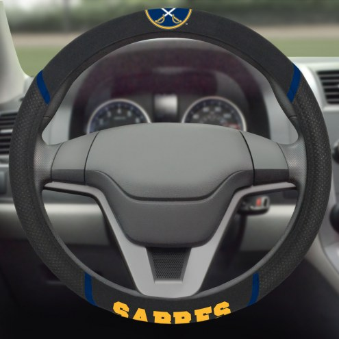 Buffalo Sabres Steering Wheel Cover