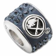 Buffalo Sabres Sterling Silver Charm Bead