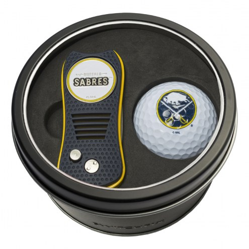 Buffalo Sabres Switchfix Golf Divot Tool & Ball