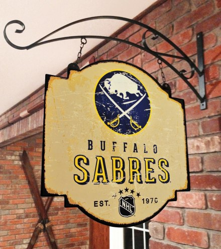 Buffalo Sabres Tavern Sign