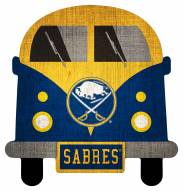 Buffalo Sabres Team Bus Sign