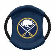 Buffalo Sabres Team Frisbee Dog Toy