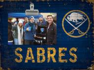 Buffalo Sabres Team Name Clip Frame