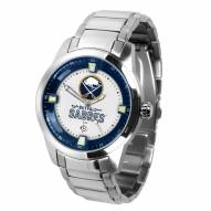 Buffalo Sabres Titan Steel Men's Watch