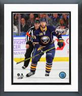 Buffalo Sabres Tyson Strachan Action Framed Photo