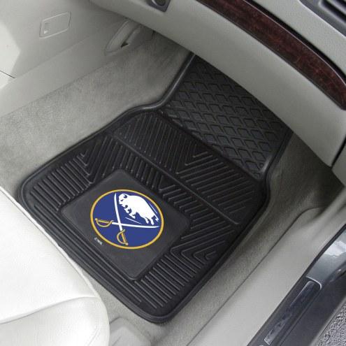 Buffalo Sabres Vinyl 2-Piece Car Floor Mats