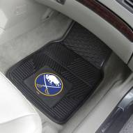 Buffalo Sabres Vinyl 2-Piece Car Floor Mats