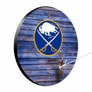 Buffalo Sabres Weathered Design Hook & Ring Game