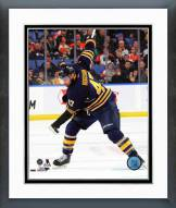 Buffalo Sabres Zach Bogosian Action Framed Photo