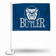 Butler Bulldogs College Car Flag