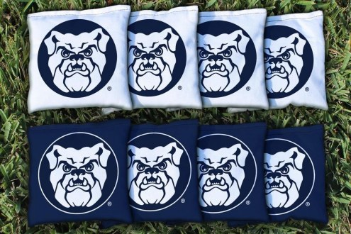 Butler Bulldogs Cornhole Bag Set