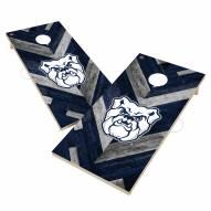 Butler Bulldogs Herringbone Cornhole Game Set