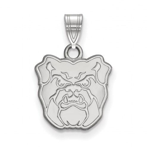 Butler Bulldogs NCAA Sterling Silver Small Pendant
