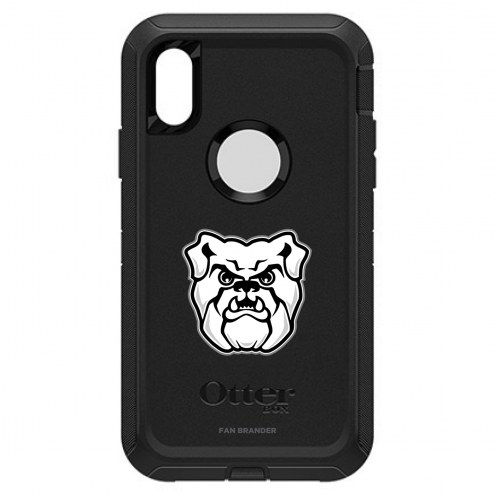 Butler Bulldogs OtterBox iPhone XR Defender Black Case