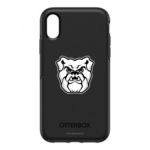 Butler Bulldogs OtterBox iPhone XR Symmetry Black Case