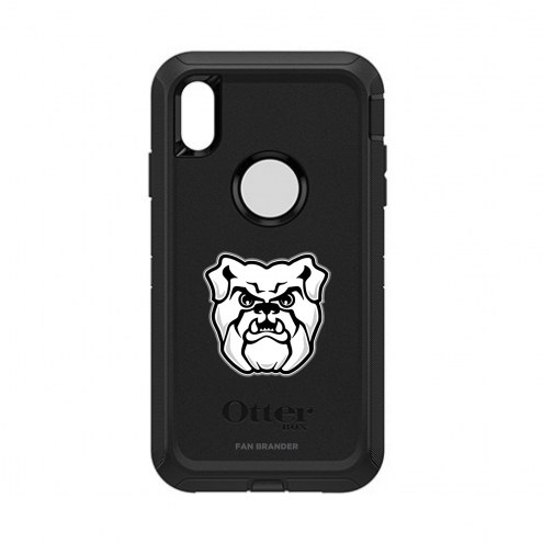 Butler Bulldogs OtterBox iPhone XS Max Defender Black Case