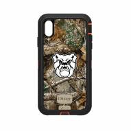 Butler Bulldogs OtterBox iPhone XS Max Defender Realtree Camo Case